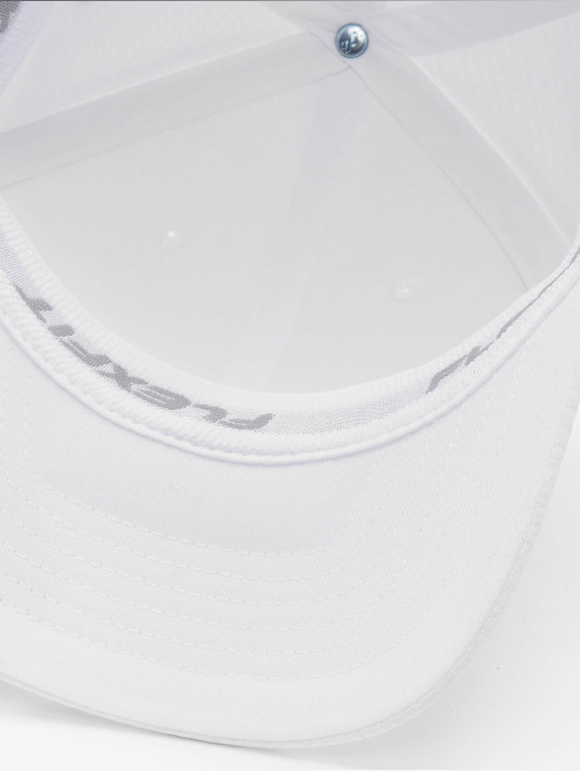 Flexfit Gorras Flexfitted 3D Hexagon blanco