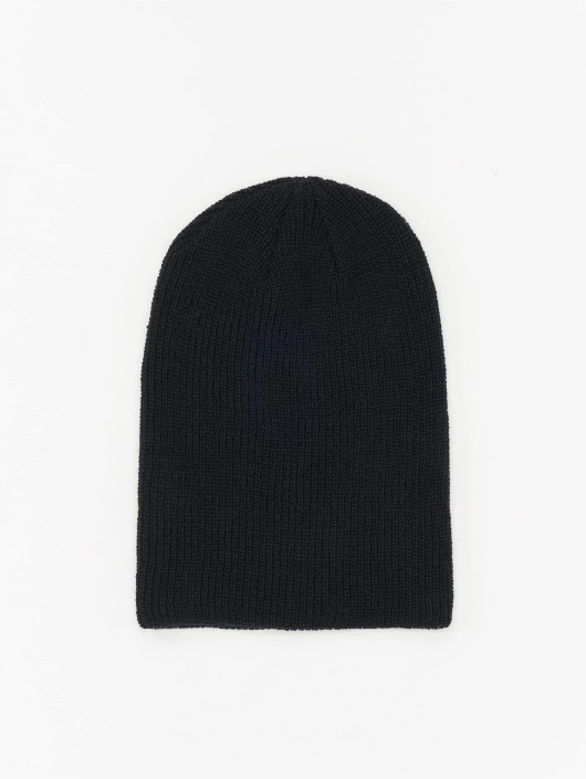 Flexfit Hat-1 Long Knit black