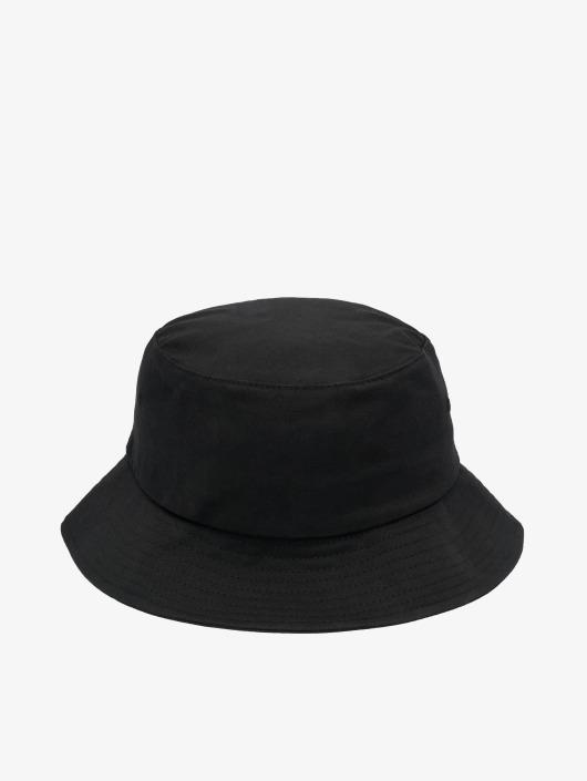 Flexfit Kapelusze Cotton Twill czarny