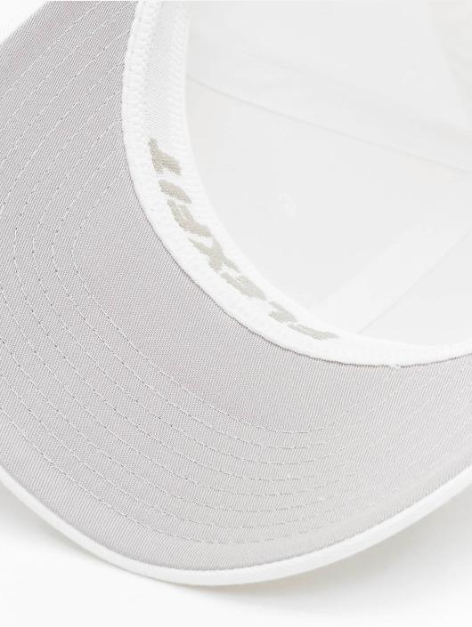 Flexfit Lastebilsjåfør- / flexfitted caps Wooly Combed hvit