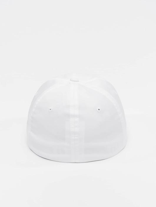 Flexfit Lastebilsjåfør- / flexfitted caps Unstructured Tech hvit