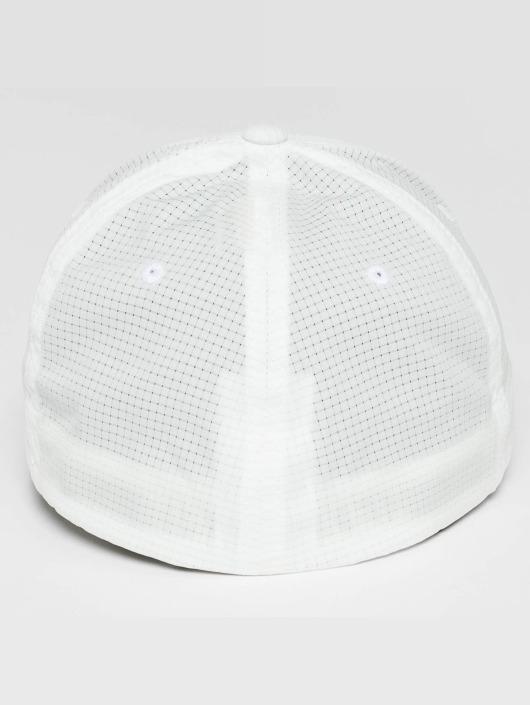 Flexfit Lastebilsjåfør- / flexfitted caps Hydro-Grid hvit