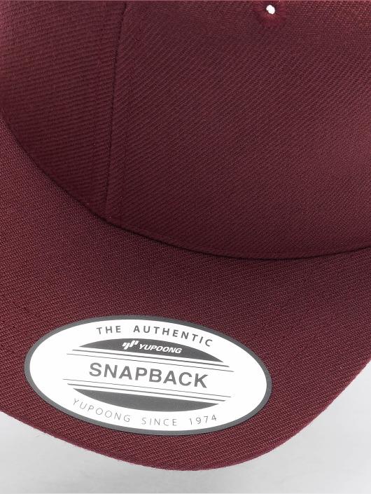 Flexfit Snapback Classic èervená