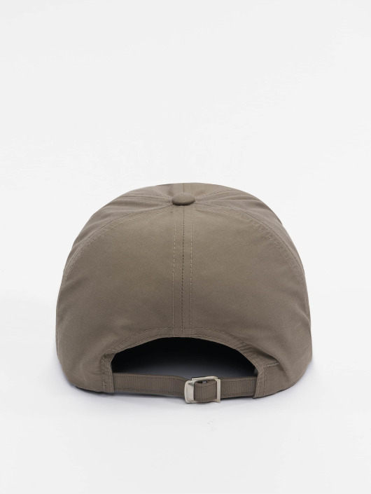 Flexfit Snapback Low Profile Water Repellent šedá