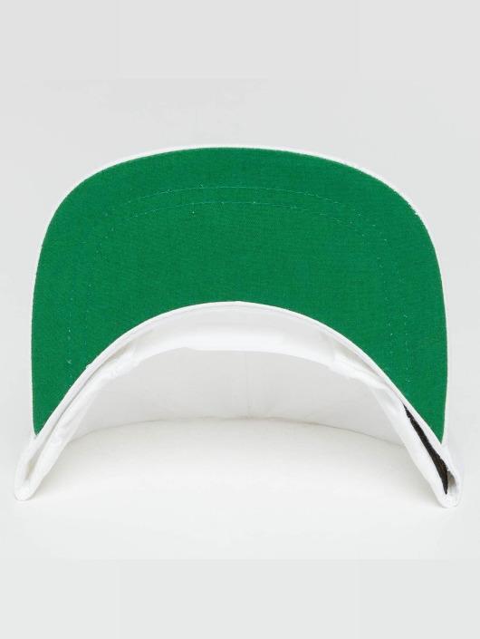 Flexfit Snapback Unstructured biela