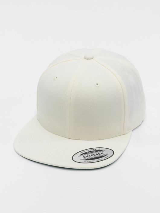 Flexfit Snapback Cap Classic Two Tone beige