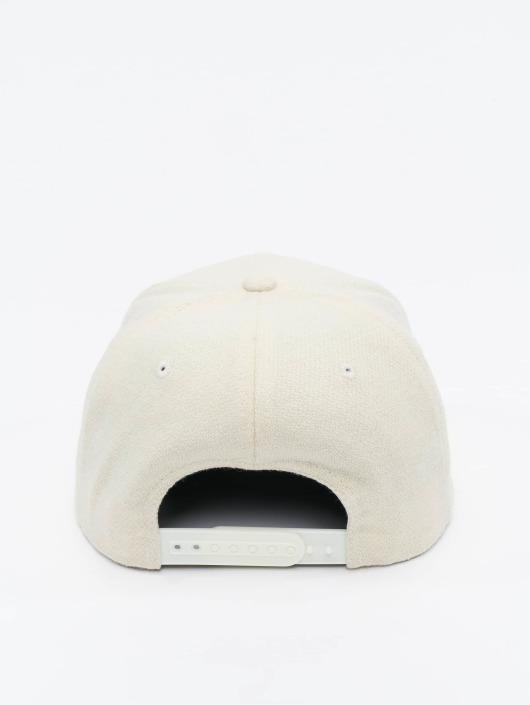 Flexfit Snapback Cap Melton Wool bianco