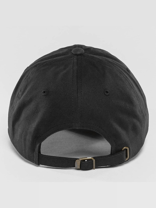 Flexfit Snapback Cap Twill Dad black