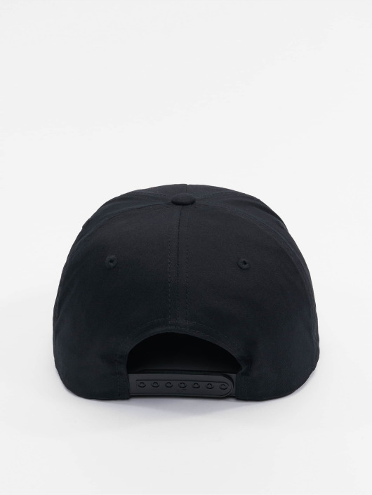 Flexfit Snapback Cap Unstructured black