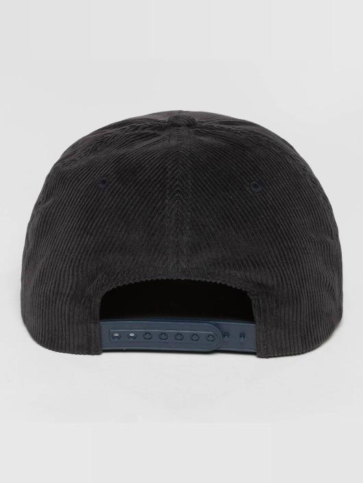 Flexfit Snapback Cap Premium Corduroy blau