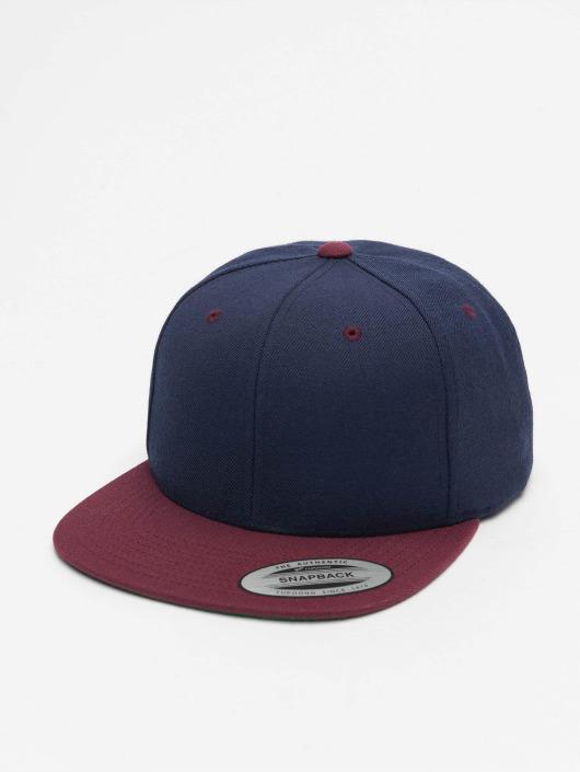 Flexfit Snapback Cap Classic Two Tone blue