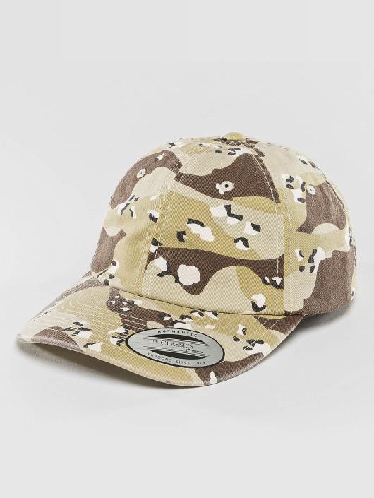 Flexfit Snapback Cap Low Profile brown