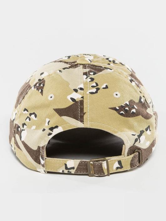 Flexfit snapback cap Low Profile bruin