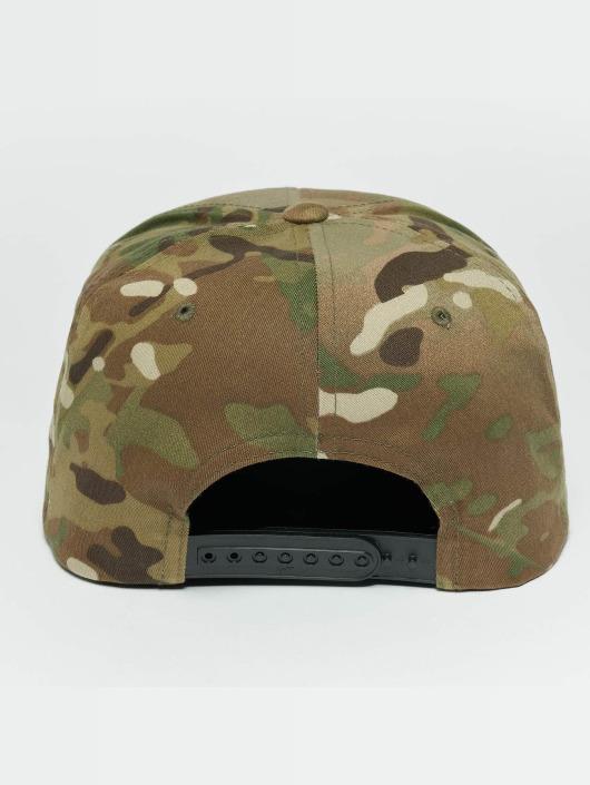 Flexfit Snapback Cap Profile camouflage