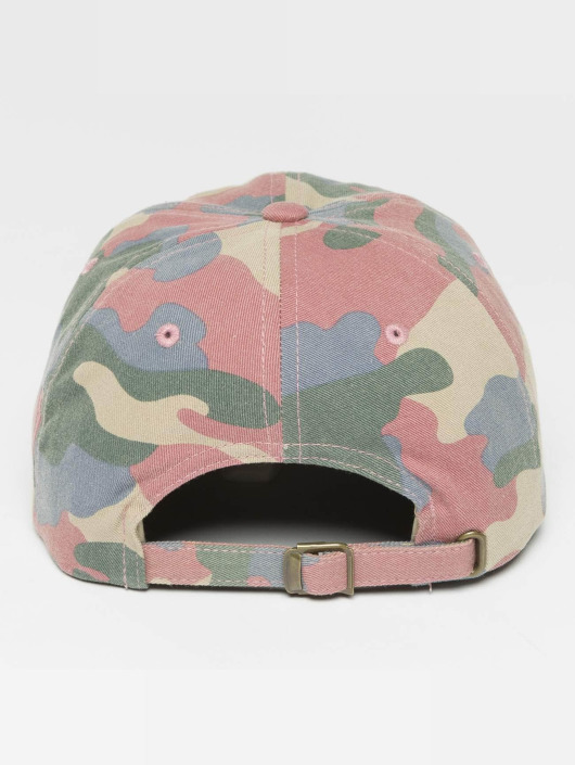 Flexfit Snapback Cap Low Profile Cotton Camo camouflage