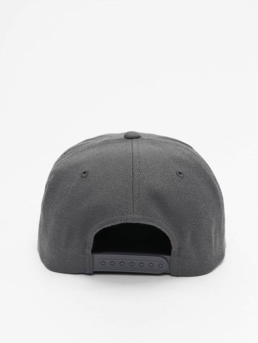 Flexfit Snapback Cap Classic grau