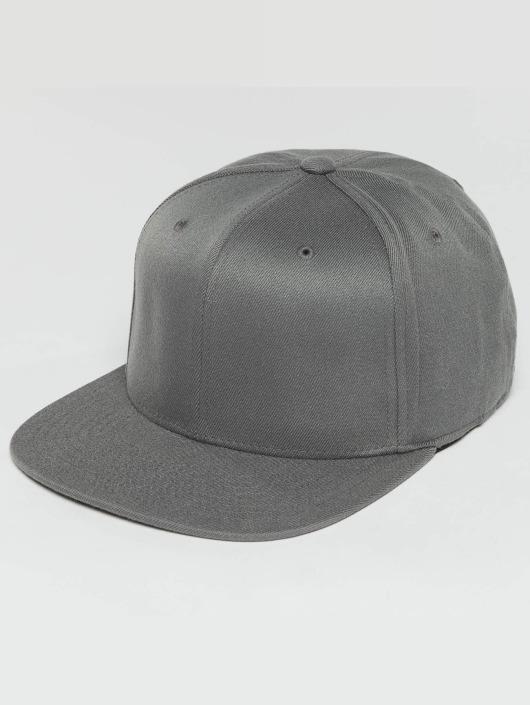 Flexfit Snapback Cap 110 grau