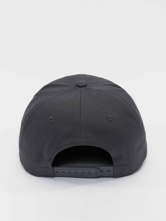 Flexfit Snapback Cap Curved Classic gray