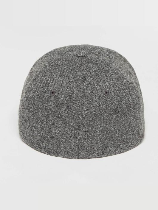 Flexfit Snapback Cap Melange grigio