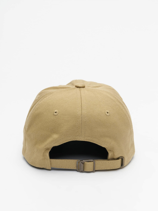Flexfit Snapback Cap Low Profile Cotton Twill khaki
