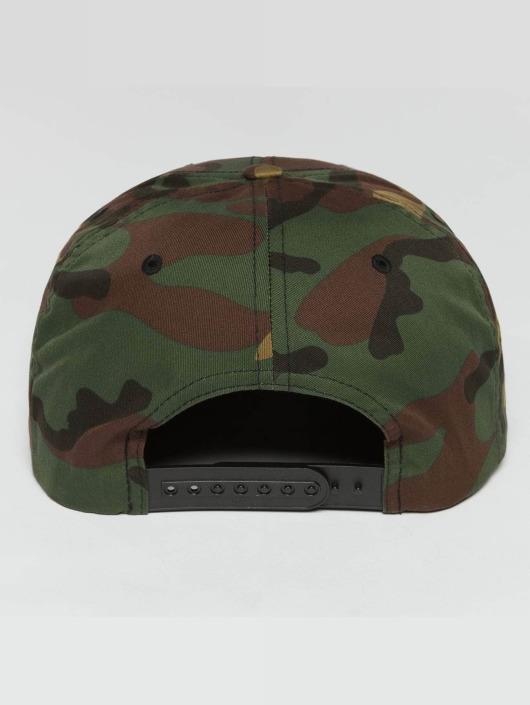 Flexfit Snapback Cap Camo Classic mimetico