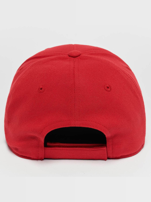 Flexfit Snapback Cap 110 Pro-Formance rot