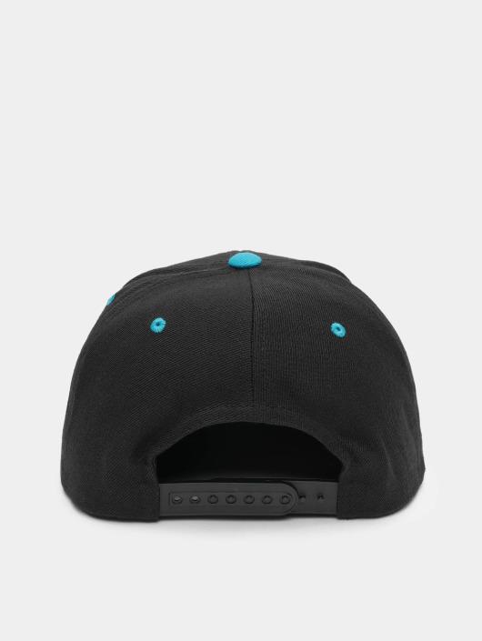 Flexfit Snapback Cap Hawaiian schwarz
