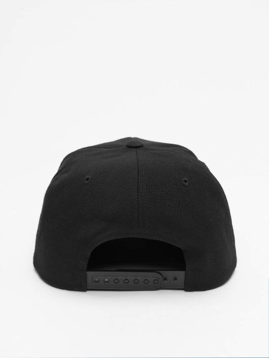 Flexfit Snapback Caps Oil Paint čern