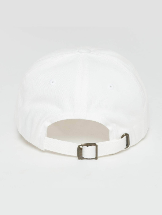 Flexfit Snapback Caps Low Profile Cotton Twill Kids bialy
