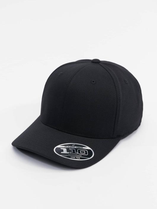 Flexfit Snapback Caps 110 Pro-Formance czarny