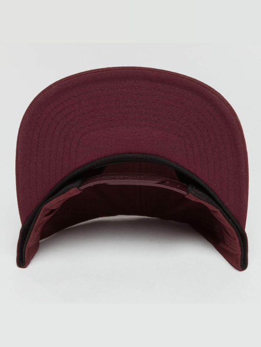 Flexfit Snapback Caps 110 czerwony
