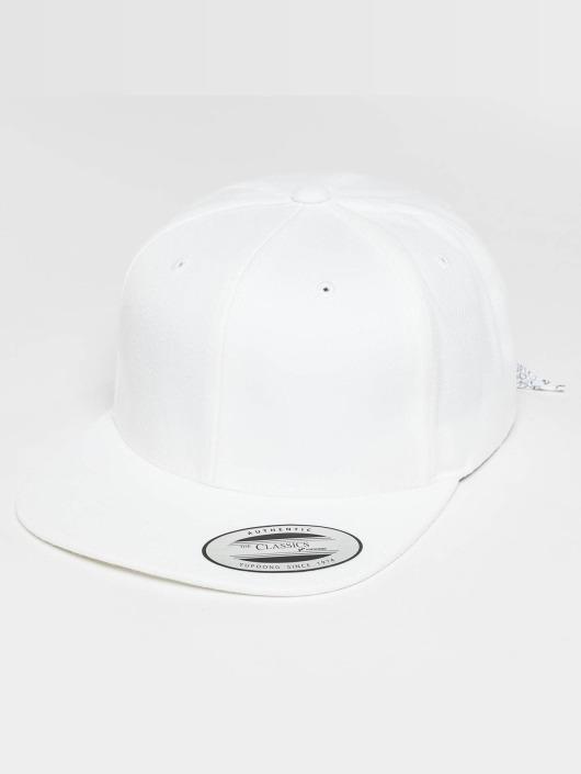 Flexfit Snapback Caps Bandana Tie hvid