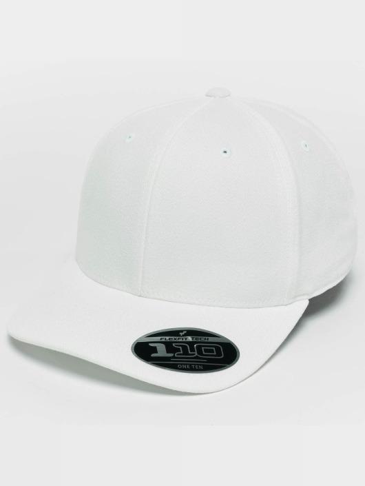Flexfit Snapback Caps 110 Pro-Formance hvit