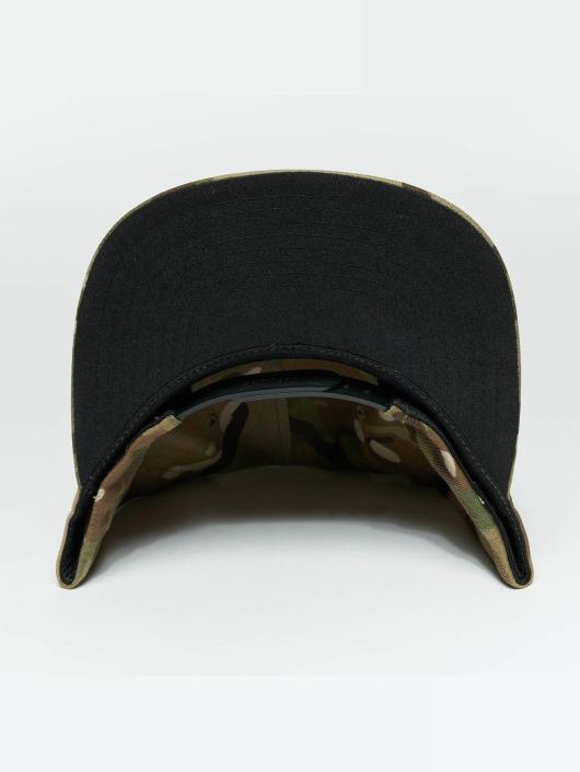 Flexfit Snapback Caps Profile kamuflasje