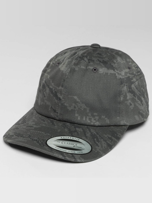 Flexfit Snapback Caps Low Profile Digital Camo kamuflasje
