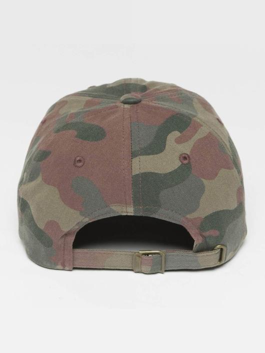 Flexfit Snapback Caps Low Profile Cotton Camo kamuflasje