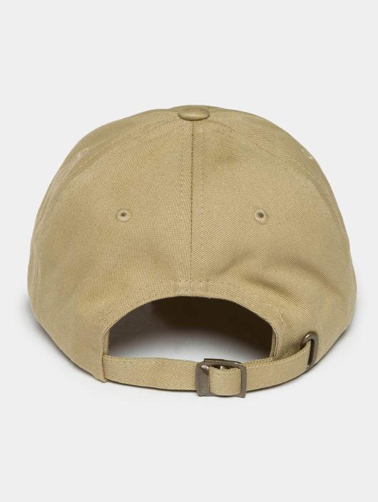 Flexfit Snapback Caps Low Profile Cotton Twill Kids khaki