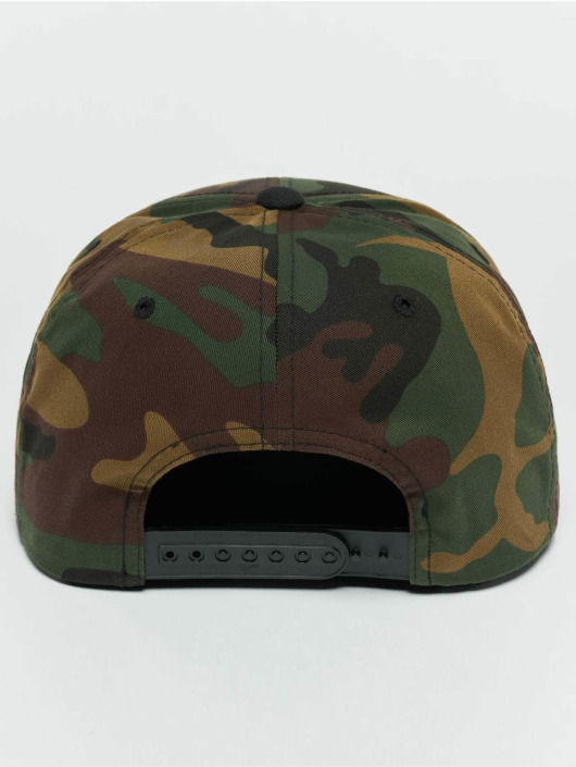 Flexfit Snapback Caps Classic 2-Tone Camo moro
