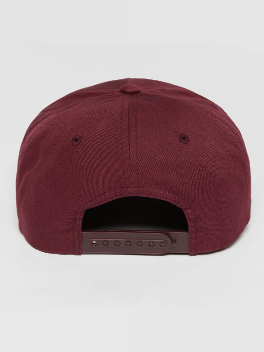 Flexfit Snapback Caps Unstructured rød