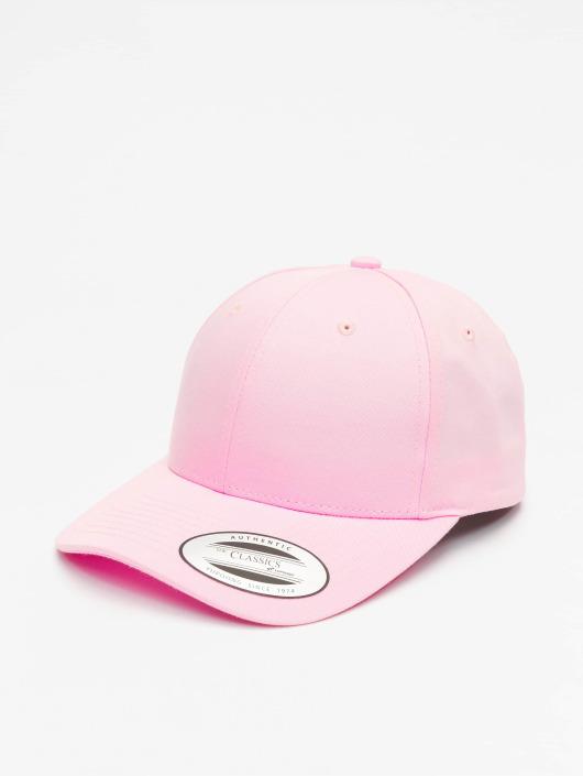 Flexfit Snapback Caps Classic rózowy