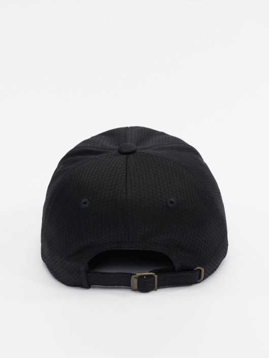Flexfit Snapback Caps Honeycomb Dad svart
