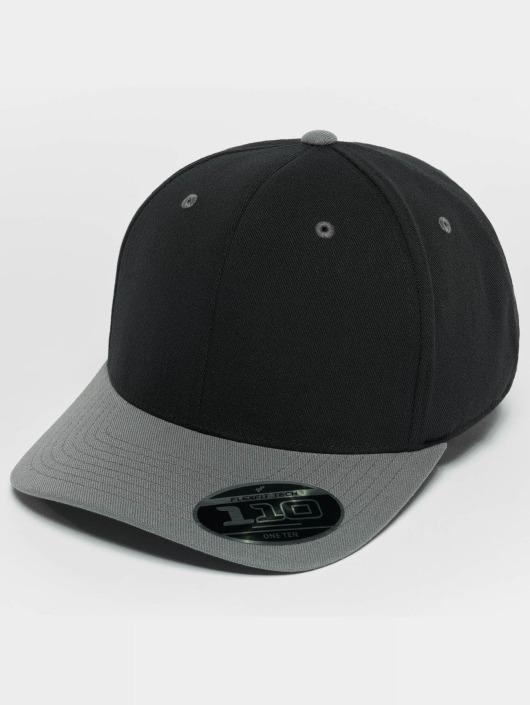 Flexfit Snapback Caps 110 Pro-Formance 2-Tone svart