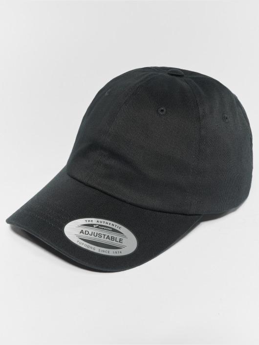 Flexfit Snapback Caps Low Profile svart