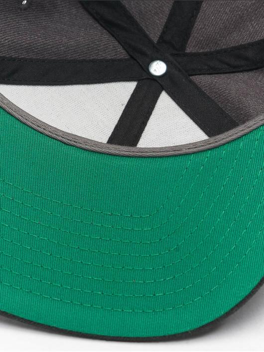 Flexfit Snapback Caps Classic Two Tone szary