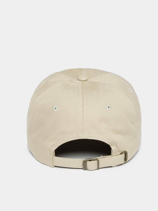 Flexfit Snapbackkeps Low Profile Cotton Twill beige