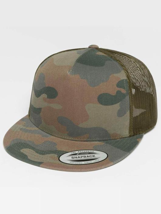 Flexfit Trucker Cap Classic camouflage