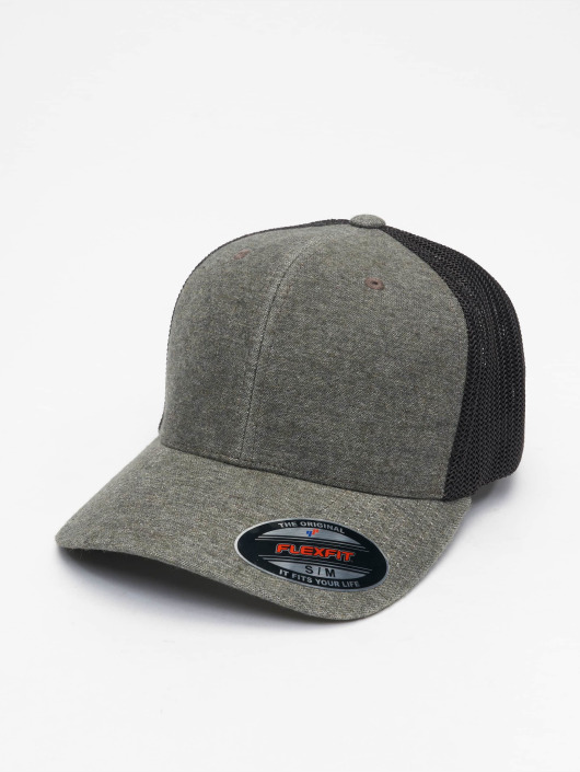 Flexfit Trucker Cap Retro Trucker khaki