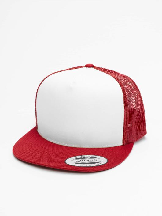 Flexfit Trucker Cap Classic red
