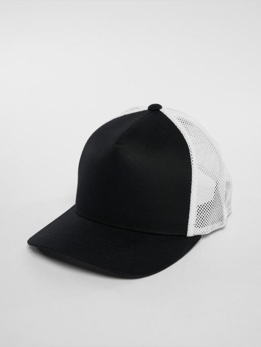 Flexfit Trucker Cap 110 schwarz