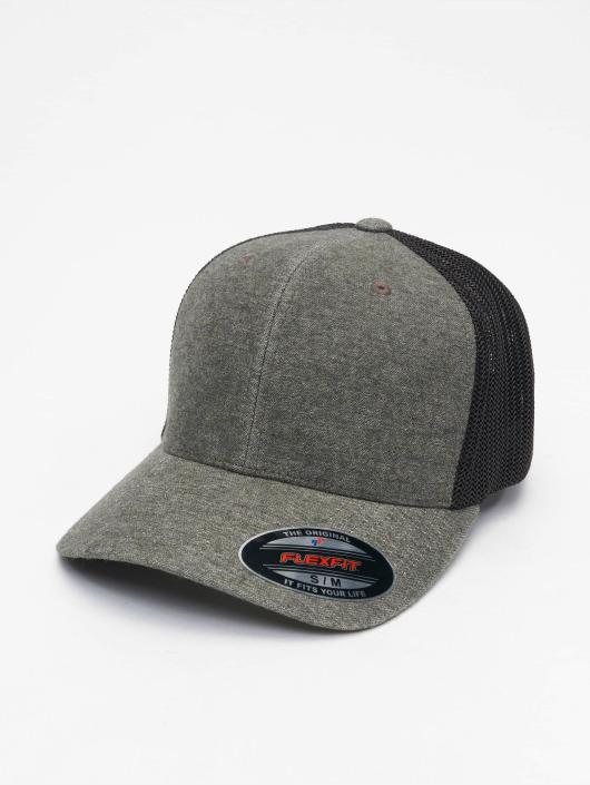 Flexfit Trucker Caps Retro Trucker khaki